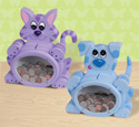 Fat Cat and Dog Bank Pattern