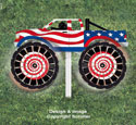Monster Truck Whirly Wheels Plan