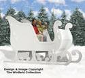 GINORMAS Sleigh Woodworking Plans