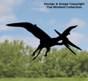 Pterodactyl Shadow Woodcraft Pattern