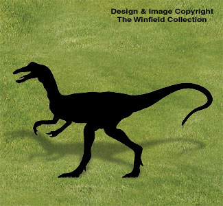 Raptor Shadow Woodcraft Pattern