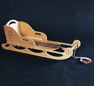 Wooden Sleigh Plans PDF Woodworking