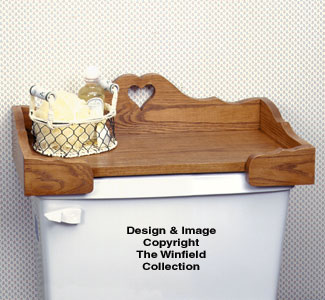 Bathroom Topper Wood Plans