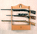 Gun Rack Wood Project Plan