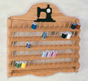 Thread Rack Wood Project Plan