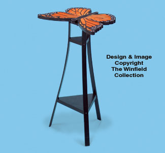 Butterfly Table Wood Project Plans