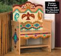 Southwest Bench Woodcraft Pattern