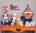 15 Country Dawgs Woodcraft Pattern