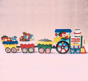 Toyland Express  Woodcraft Pattern