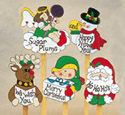 Sugar Plum & Pals Woodcraft Pattern