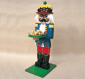 Kings Table Nutcracker Wood Pattern
