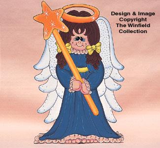 Angelic Wishes Woodcraft Pattern