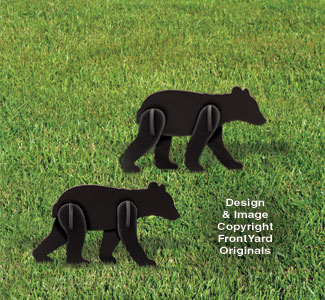 All-Weather Black Bear Cubs Add-On