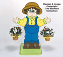 Mr Potter Woodcraft Pattern