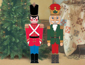 Christmas Character Decor