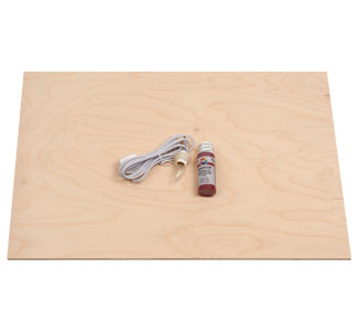 Wall Star Hardware Kit