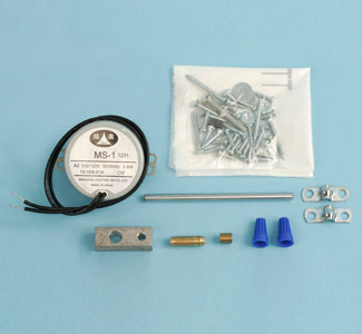 Tabletop Motor & Hardware Kit