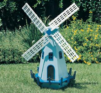 Small Windmill Plans