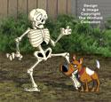 Barkin' Bones Pattern