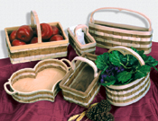 Scroll Saw Baskets