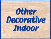 Other Decorative Indoor