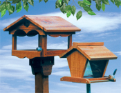 Bird Feeder Woodworking Plans