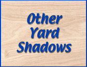 Yard shadow patterns for Yard shadow patterns