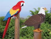 3D Bird Woodcraft Patterns