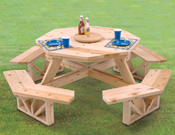 Picnic Table Wood Plans