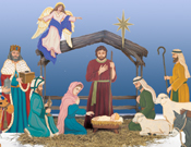 Nativities & Angels