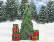 Pallet Wood Christmas Patterns