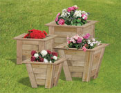 Pallet Wood Yard & Garden Patterns