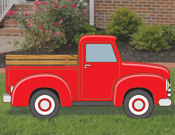 Red Truck Plans
