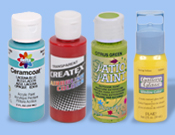 Paints & Supplies