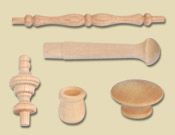 Wood Parts