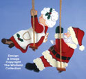 Swingin' Clauses Woodcraft Pattern
