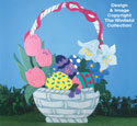 Small Easter Basket Woodcraft Pattern