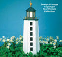 Lighthouse Woodworking Plan