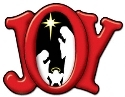 JOY Car Magnet