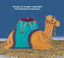 Nativity Camel Woodcraft Pattern