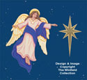 Nativity Star & Angel Woodcraft Patterns
