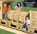 Tanker Car Play Structure Plans