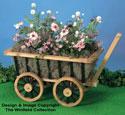Cedar Cart Planter Plans