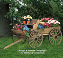 Buckboard Wagon Woodworking Plan