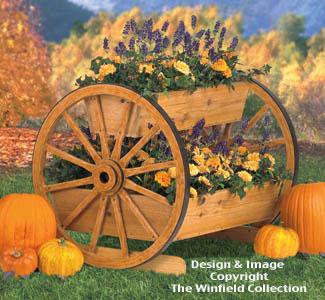 All Wholesale Wagon Wheel Planter Wood Plan