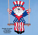 Swinging Uncle Sam Pattern