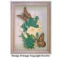 Butterflies Delight Scroll Saw Art Pattern