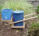 Single Trash Hauler Wood Project Plan