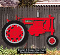 Large Farmall Tractor  Woodcraft Pattern