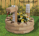Landscape Timber Rattlesnake Planter Plans